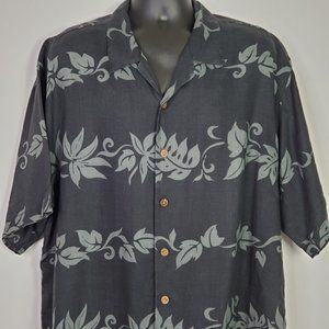 Tommy Bahama Button Front Linen Shirt